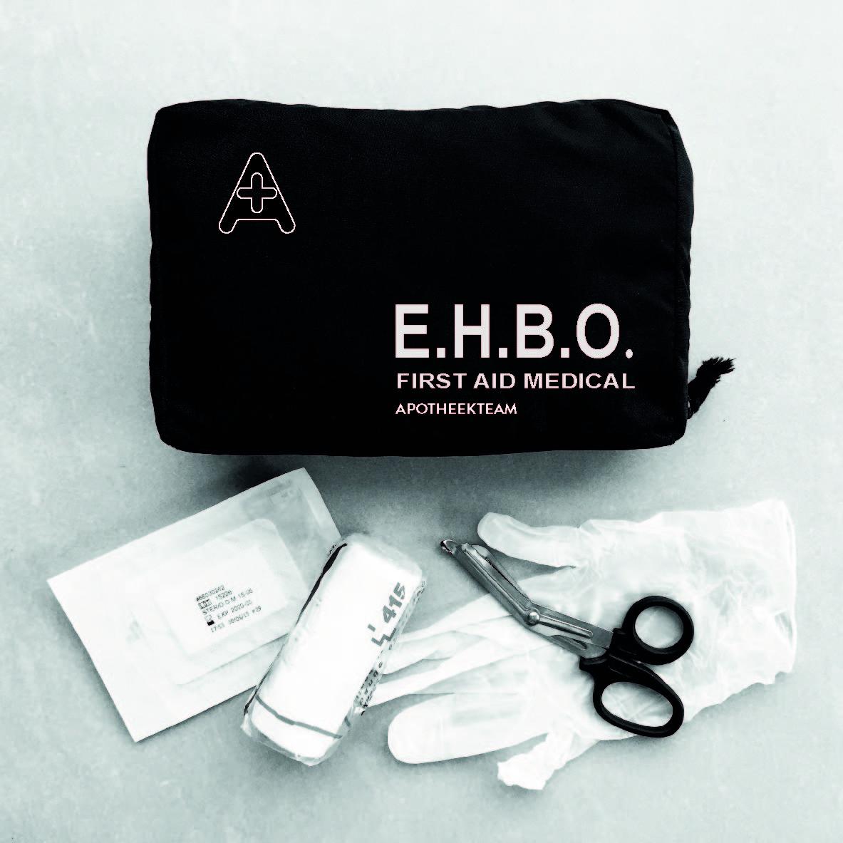 EHBO koffer verkrijgbaar bij Apotheekteam